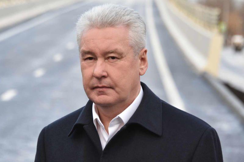 Собянин назвал сроки окончания строительства проспекта Генерала Дорохова