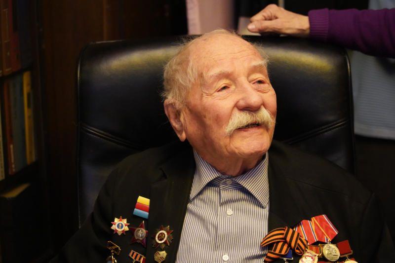 Заседание к 75-летию победы в Великой Отечественной войне прошло в Мещанском районе
