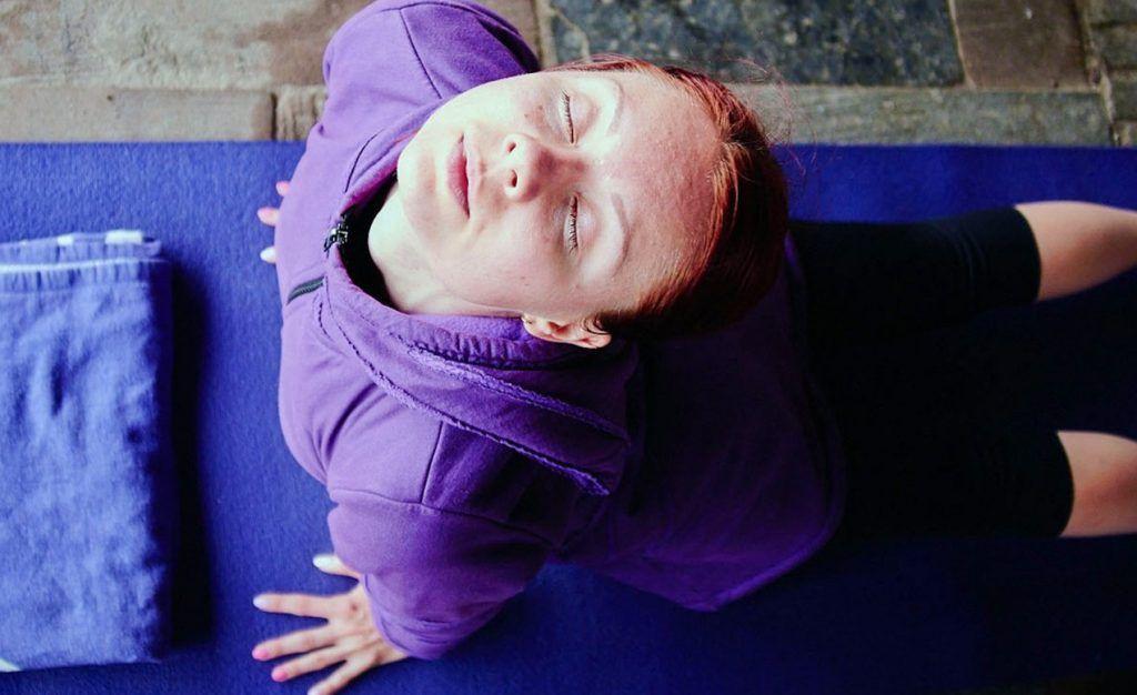 Мастер-класс по йоге проведут в досуговом центре Красносельского района