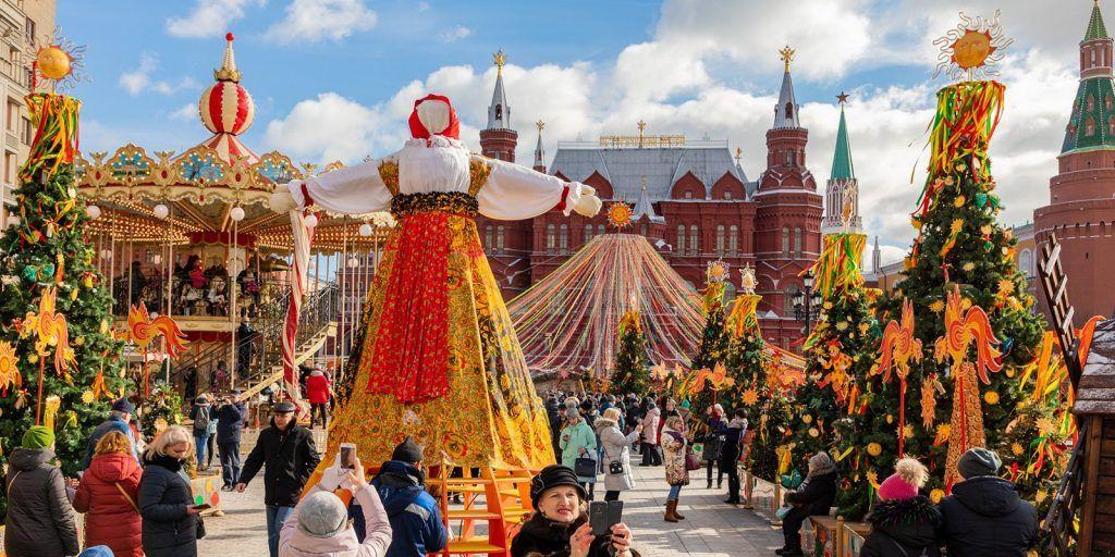 Блинная неделя: прием заявок на участие в фестивале «Московская Масленица» стартовал в столице