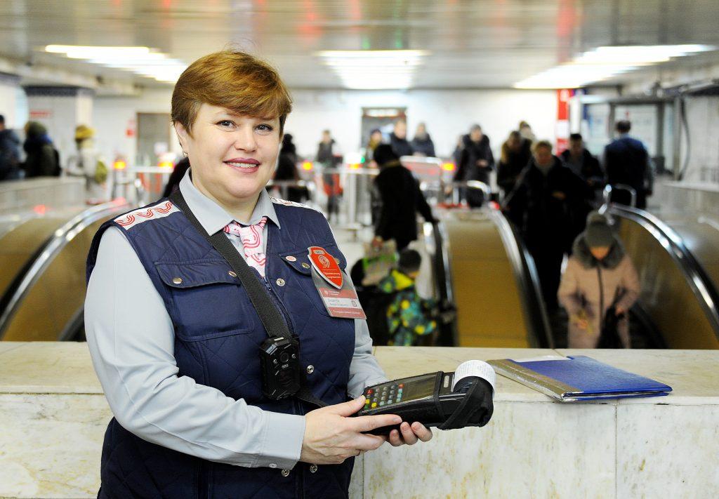 Пойманный в московском метро «заяц» оказался преступником в федеральном розыске