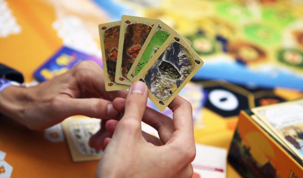 Логика и скорость мышления: фестиваль настольных игр пройдет в районе Арбат