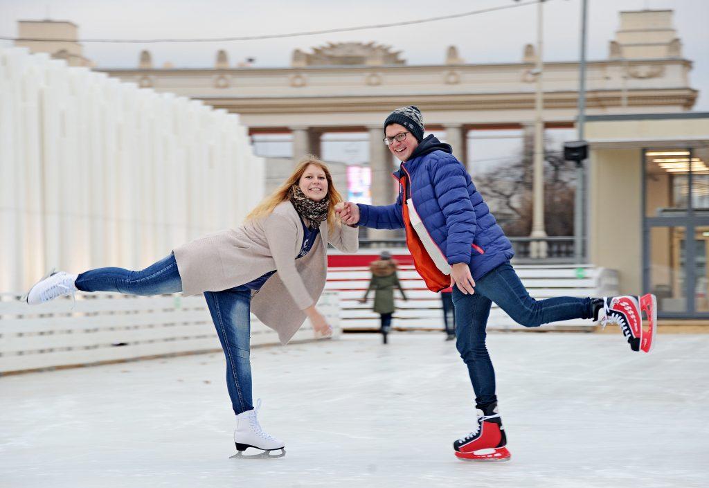 Четыре парка в центре Москвы присоединятся к Дню всех влюбленных