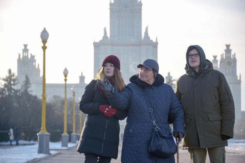 Индивидуальные экскурсии разработают жители столицы