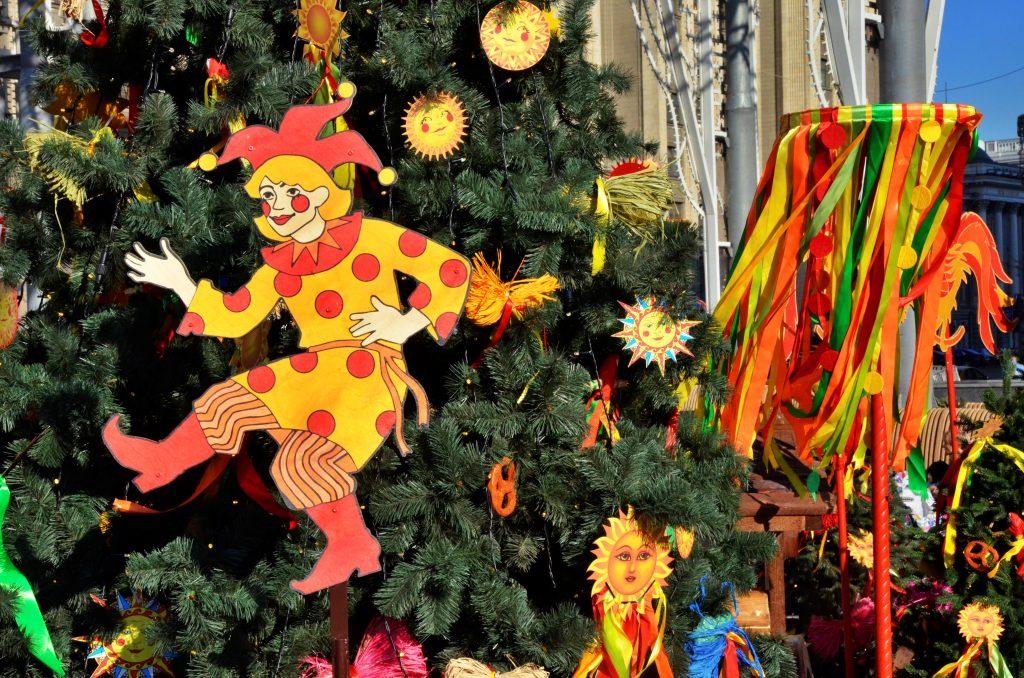 Столичные рынки присоединились к фестивалю «Московская Масленица»