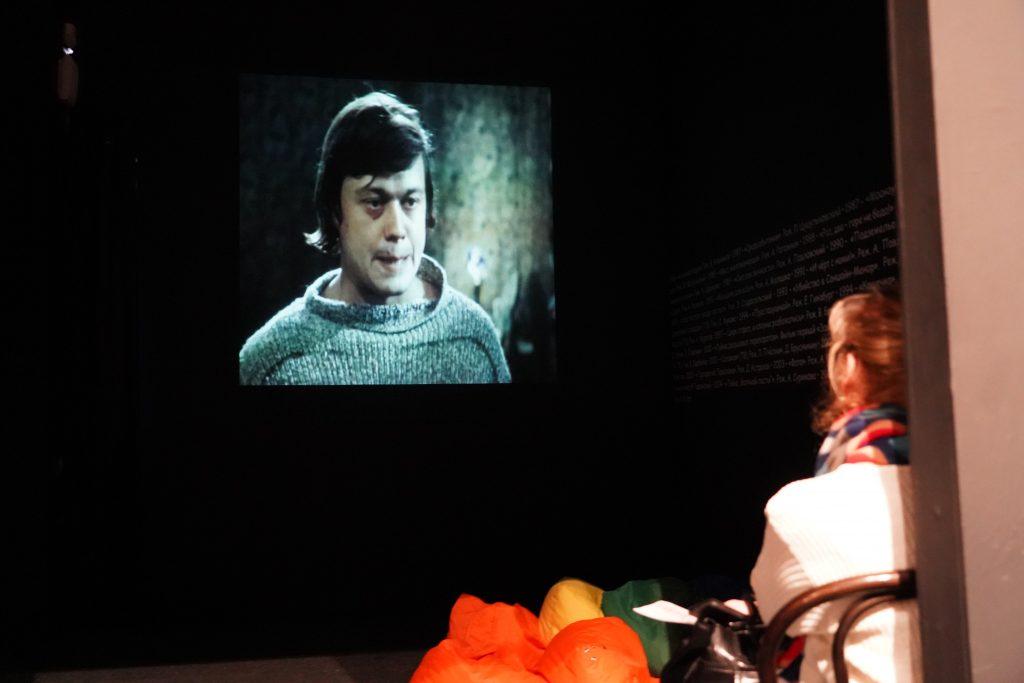 Выставку «Без дублера» открыли в в театральном музее имени Бахрушина