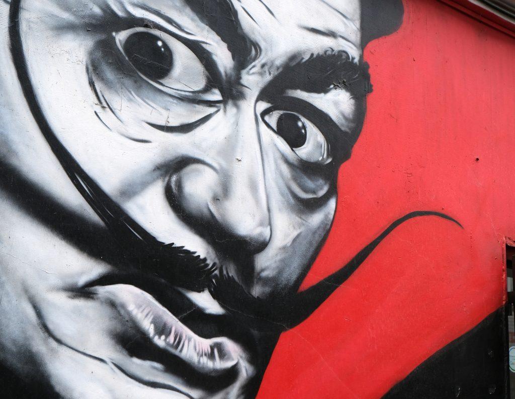 Выставку Сальвадора Дали в «Манеже» сделают бесплатной для гостей с усами