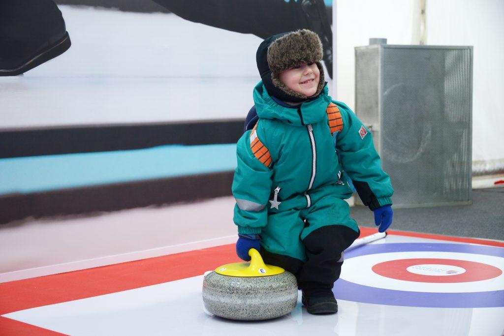Зимний спортивный праздник организуют на ВДНХ