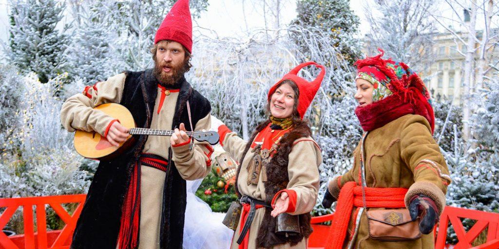 Более 15 фестивалей и праздников проведут в Москве в 2020 году