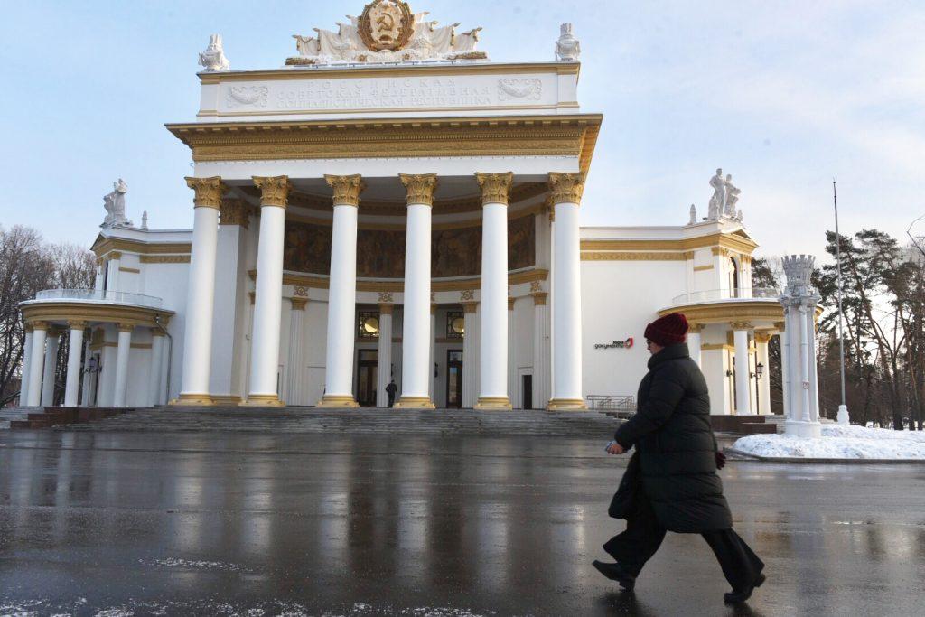 Гостям ВДНХ расскажут о том, как быть здоровым в Москве