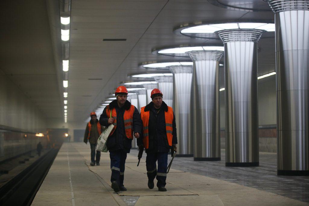 Власти Москвы планируют установить новый рекорд по строительству метро