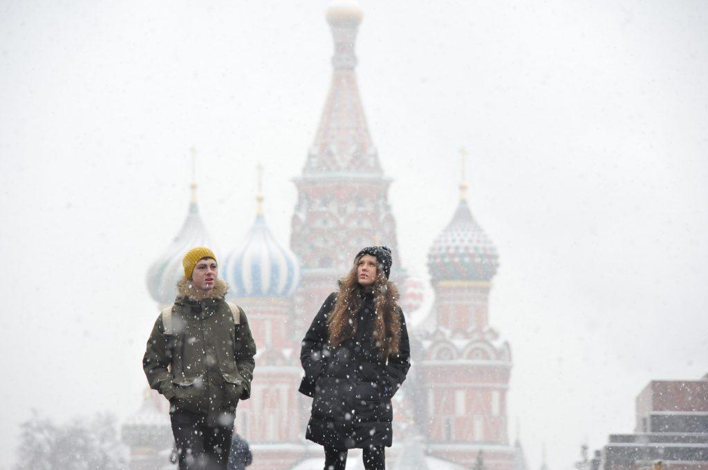 Новое похолодание сменит волну потепления в Москве