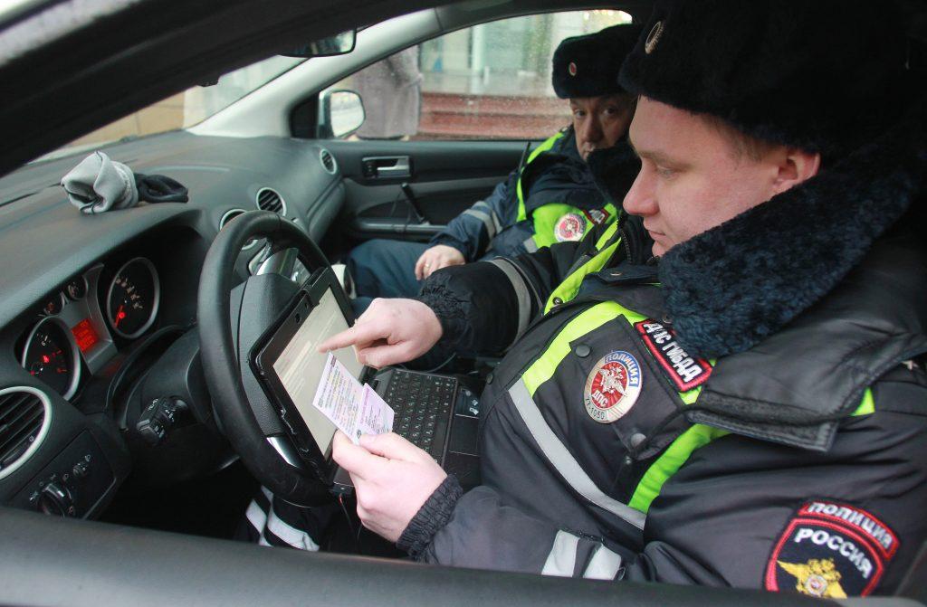 В Москве задержали «супер-лихача», нарушившего правила две тысячи раз