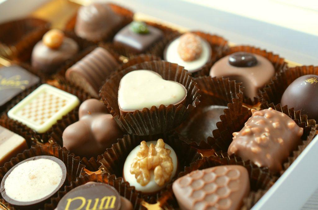 В «Цифровом деловом пространстве» можно будет увидеть огромное шоколадное сердце. Фото: pixaby.com