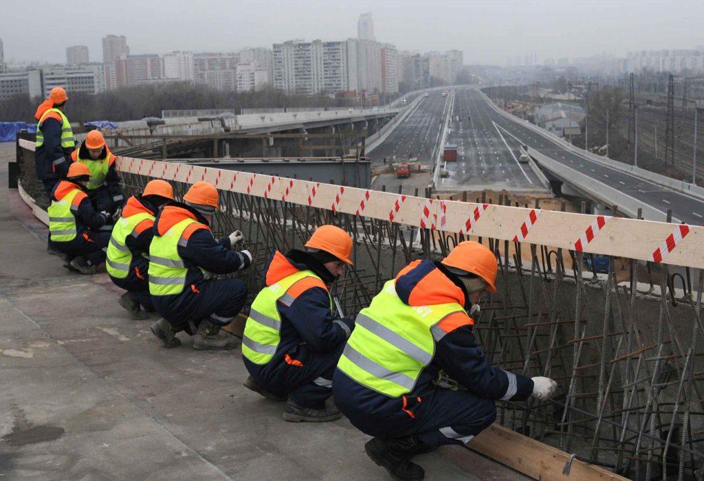 До 2021 года в Москве спроектируют новую дорогу к Киевскому шоссе