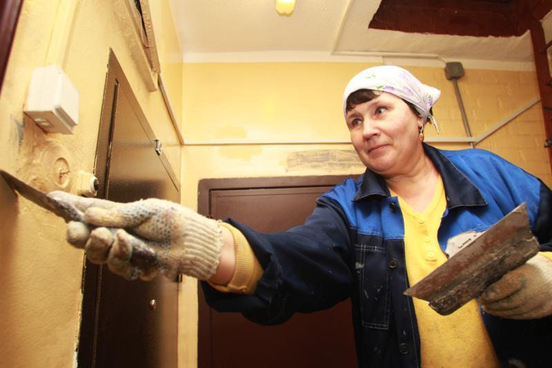 Ремонт проведут в жилых домах Пресненского района