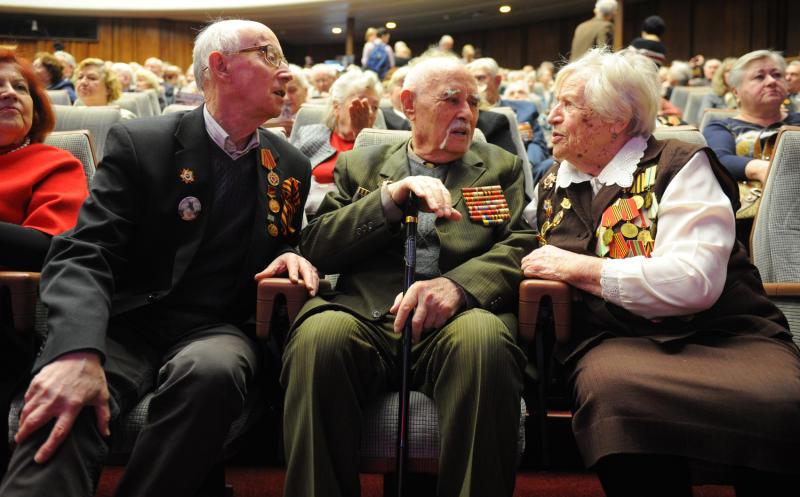 Президиум проведут в Совете ветеранов Мещанского района
