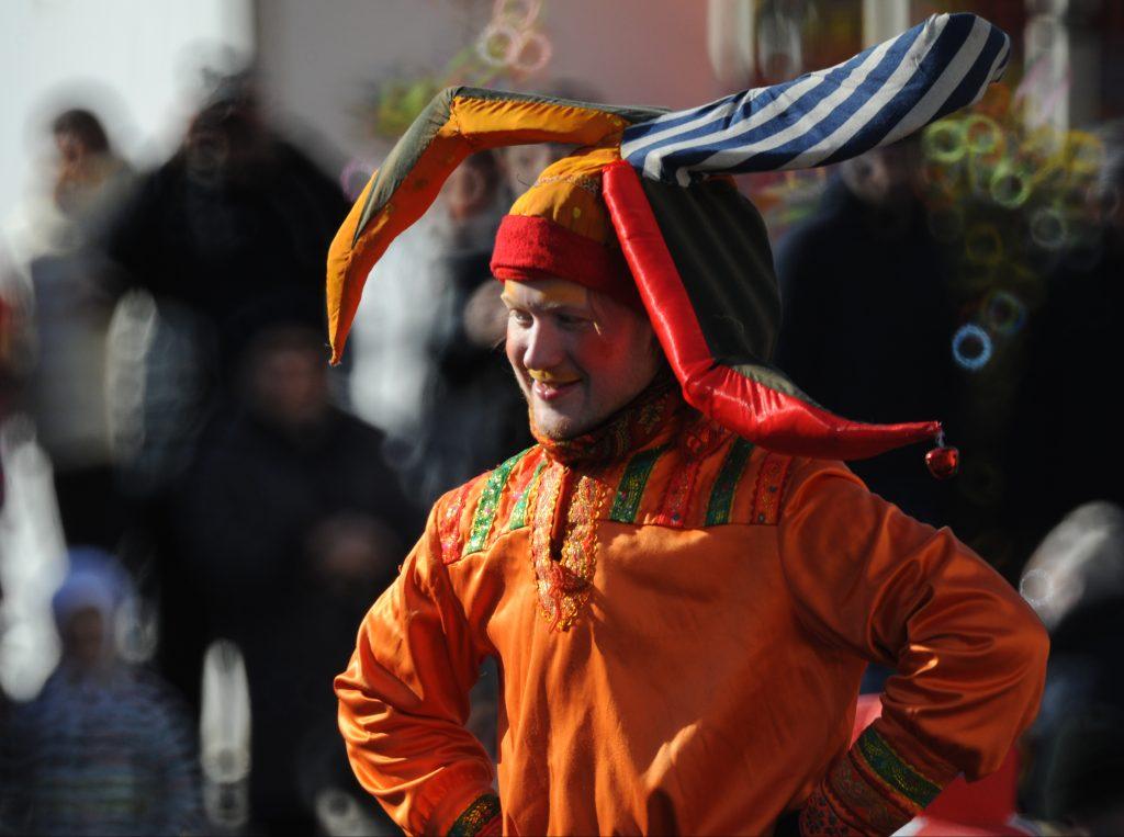 Карнавал «Московской Масленицы» пройдет на Манежной площади в выходные