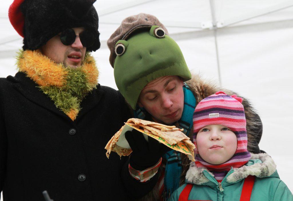 Гости «Московской Масленицы» попробуют 200 видов блинов