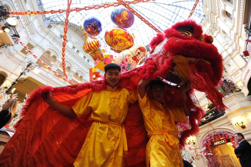 Китайский новый год и индийские танцы: дайджест самых интересных событий с 31 января по 7 февраля