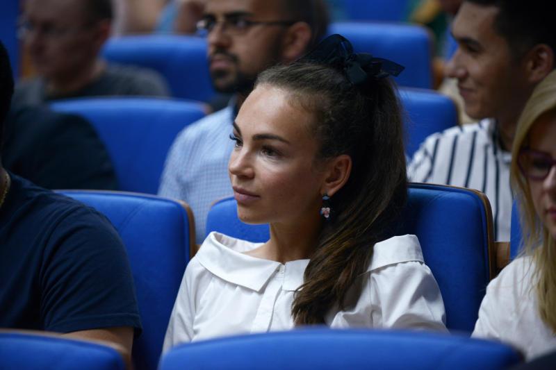 Активисты Молодежной палаты Красносельского района проведут заседание