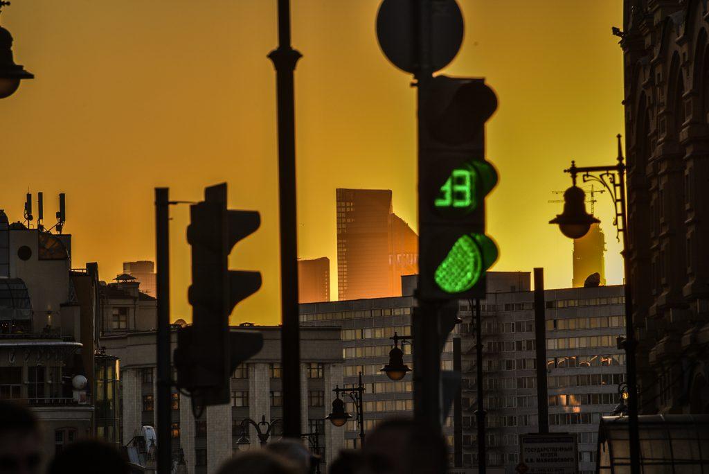 Москвичам пообещали шесть градусов тепла во вторник