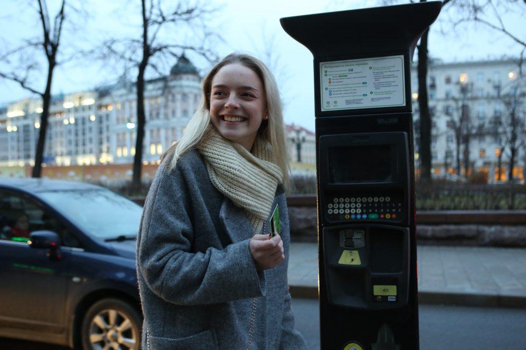 Мужской праздник сделает парковки Москвы бесплатными на два дня