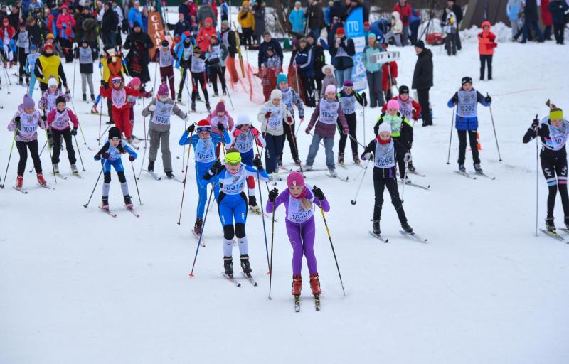 Юные спортсмены из Мещанского района примут участие в акции «Лыжня России-2020». Фото: Пелагия Замятина, «Вечерняя Москва»