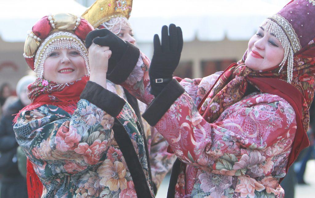 Гостей праздника ждут игры, конкурсы, мастер-классы и традиционные масленичные забавы. Фото: Наталия Нечаева, «Вечерняя Москва»