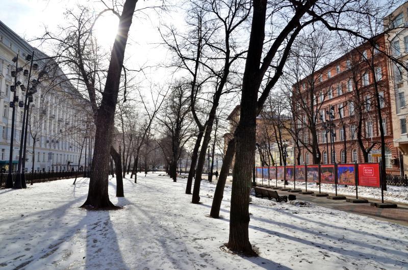 Облачную погоду без осадков ожидают в Москве в субботу
