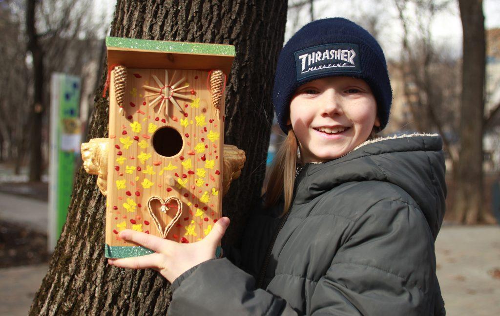 Половина мелких певчих птиц выживет в Москве благодаря теплой зиме