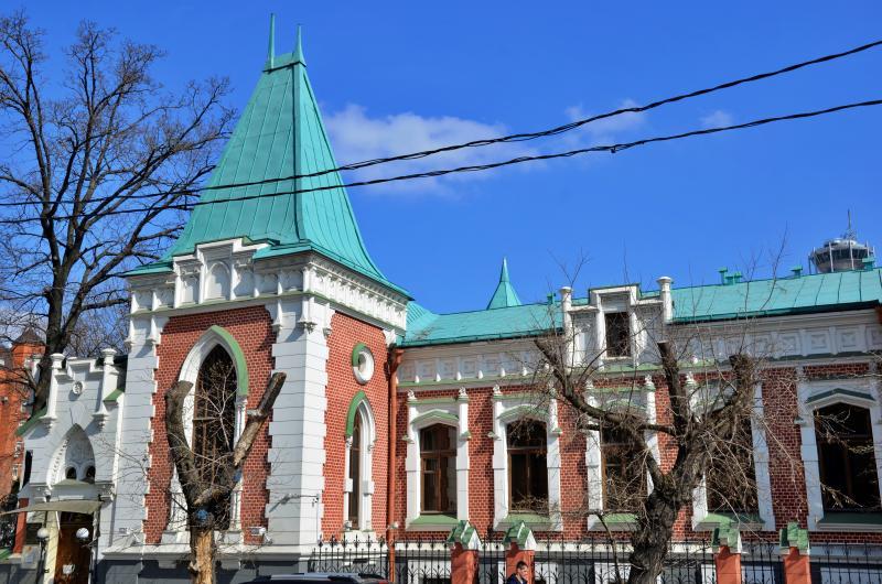 Реставрацию проведут в Бахрушинском музее. Фото: Анна Быкова