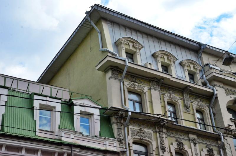 Жилые дома проверили в Пресненском районе. Фото: Анна Быкова