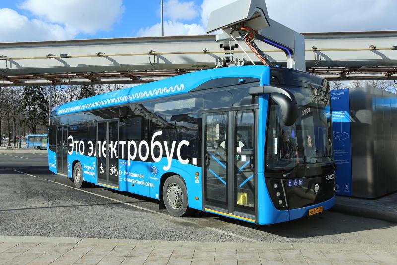 ГИБДД аннулировала штрафы за праздничную подсветку электробусов