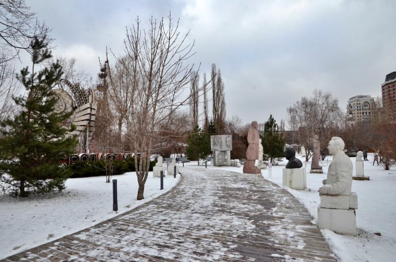 В Парке Горького и «Музеоне» проведут экскурсию «Музеоне». Фото: Анна Быкова