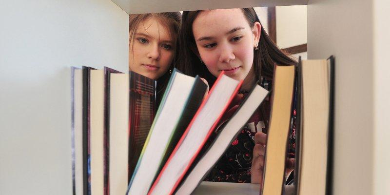 Дарите книги с любовью: в рамках масштабной акции библиотеки в Центральном округе собрали более 300 книг