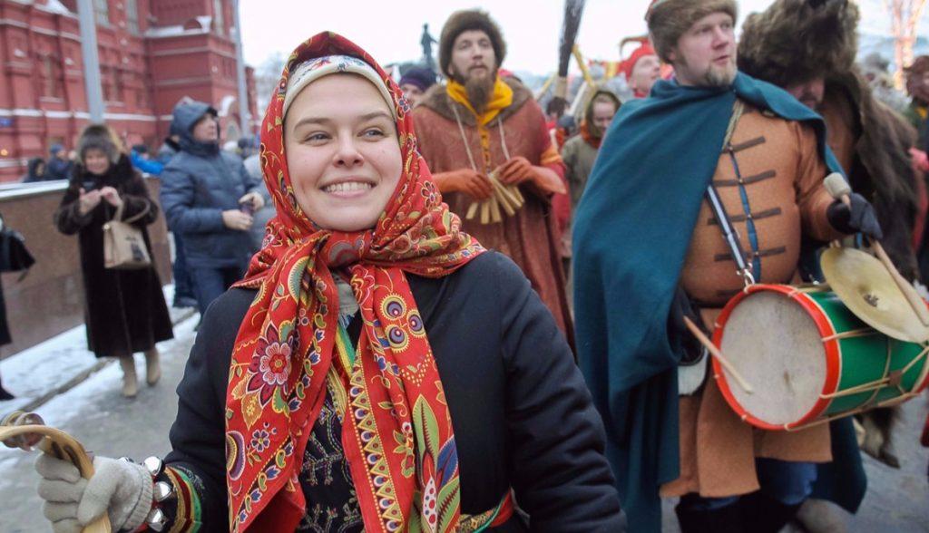 Москва в кино и Новая Божедомка: 30 экскурсий проведут в столице к Масленице
