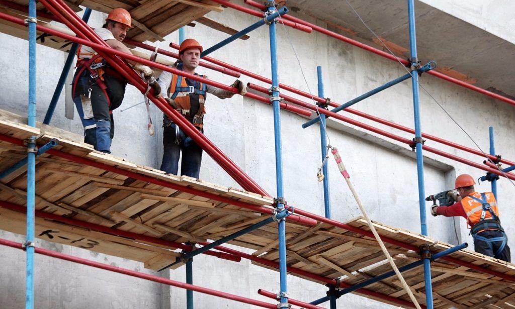 Капитальный ремонт проведут в здании «Башня Вулыха»