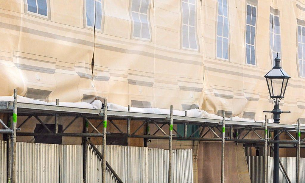 Капитальный ремонт проведут в Доходном доме на улице Маросейка