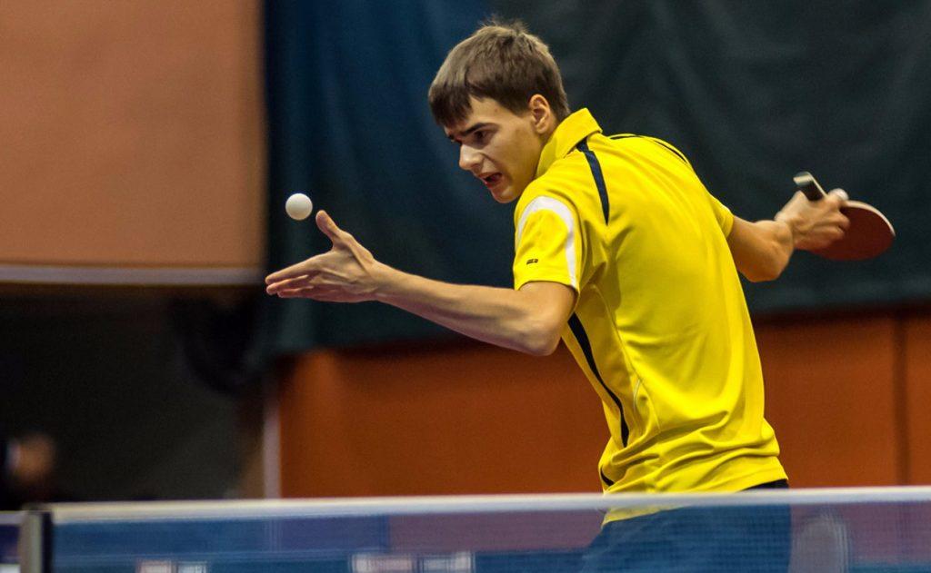 Праздничные турниры по настольному теннису проведут в Центральном округе