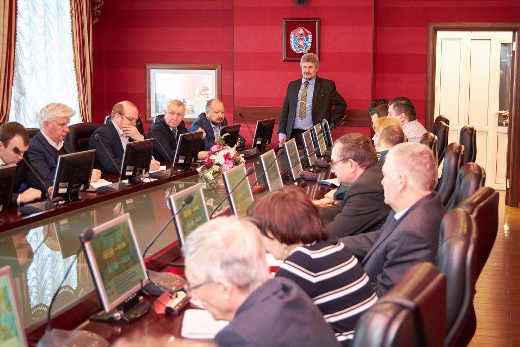 В Учебном центре прошел выпуск членов эвакуационной комиссии при Правительстве Москвы