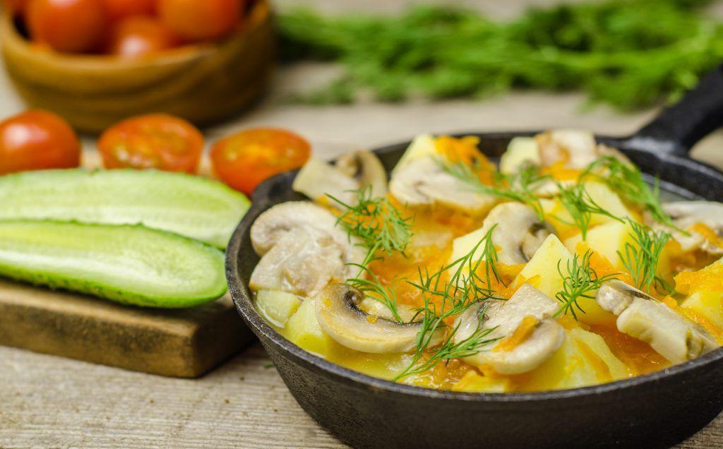 Овощи в деле: простые рецепты на каждый день
