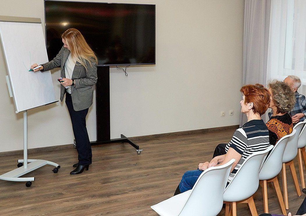 Москвичи смогут принять участие в развлекательной программе в центах соцобслуживания столицы. Фото: сайт мэра Москвы