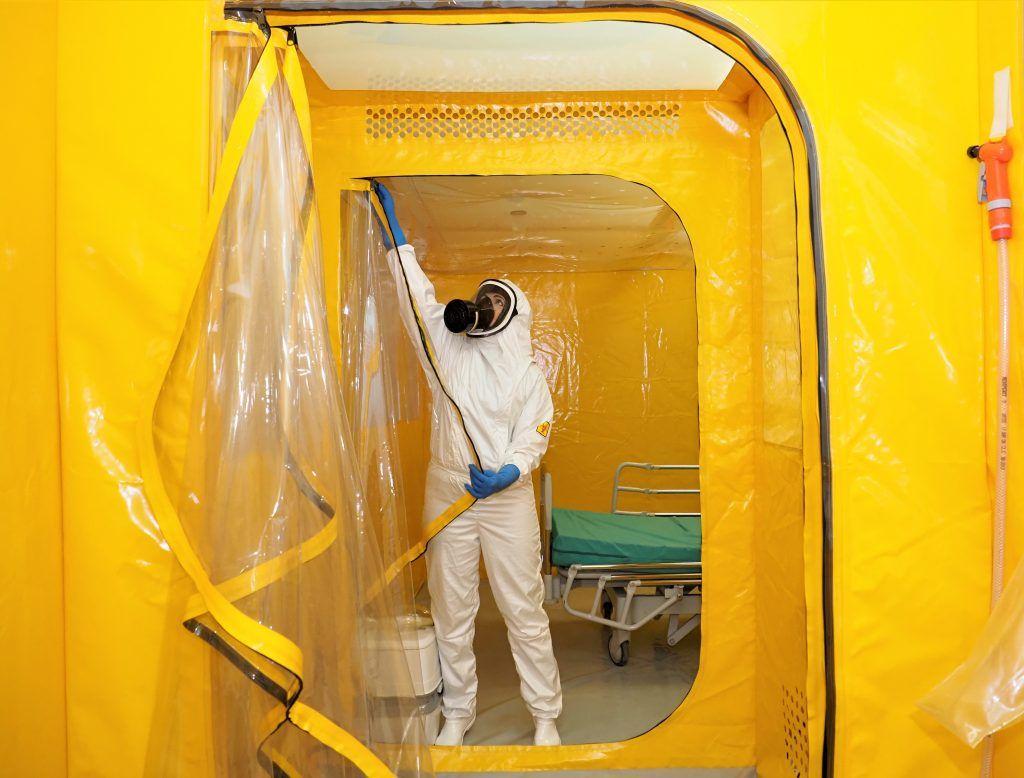 Ребенок в Москве стал носителем коронавируса