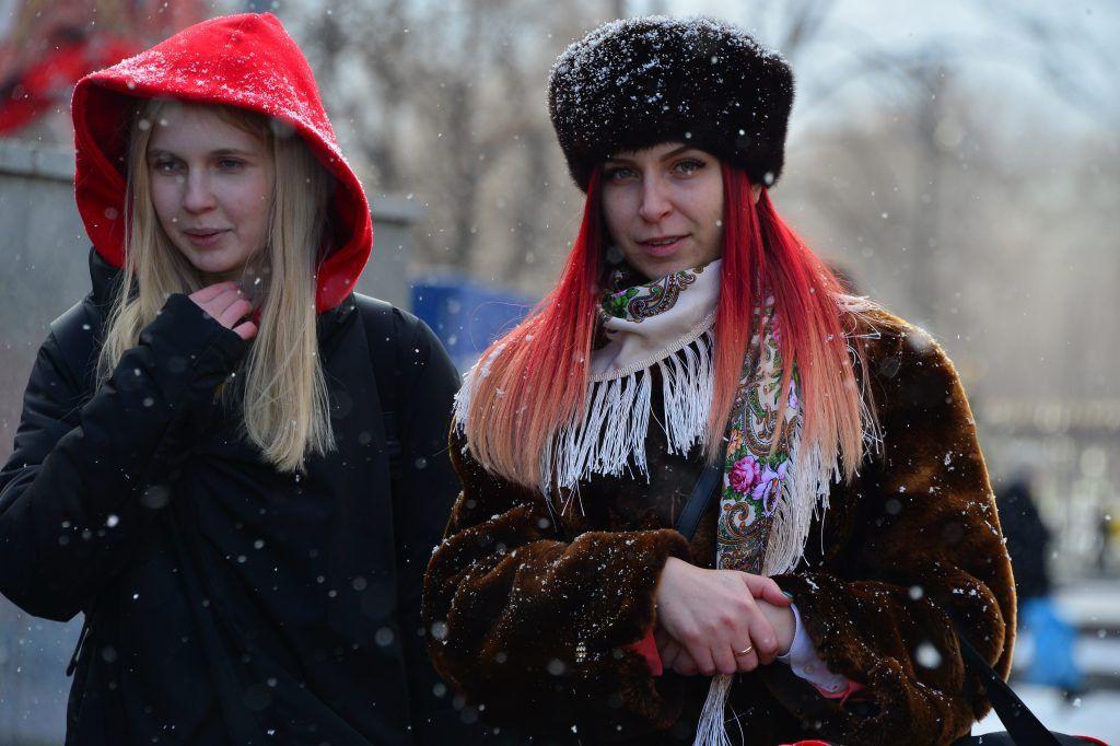 Стабильный мороз ждет Москву во вторник