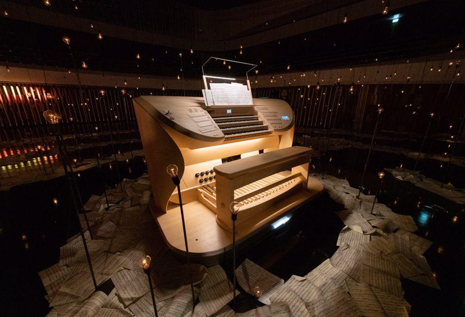 Пианист Борис Березовский назвал шедевром новый орган в МКЗ «Зарядье»