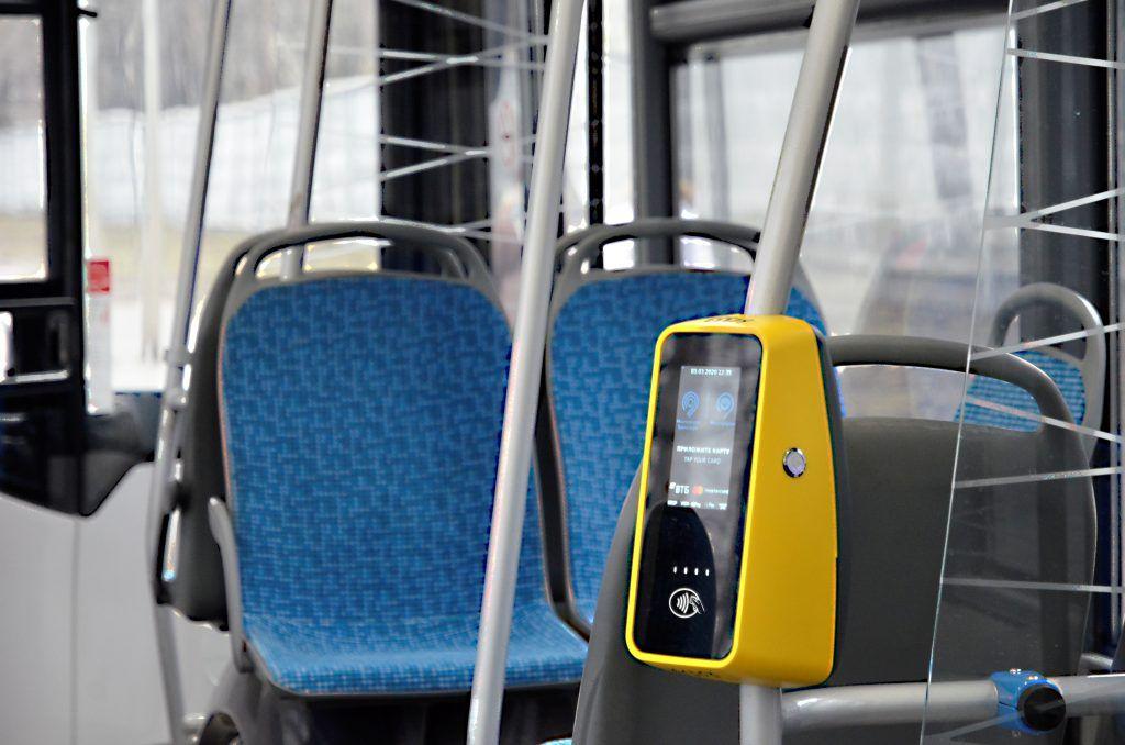 Самоизоляция не повлияет на общественный транспорт Москвы