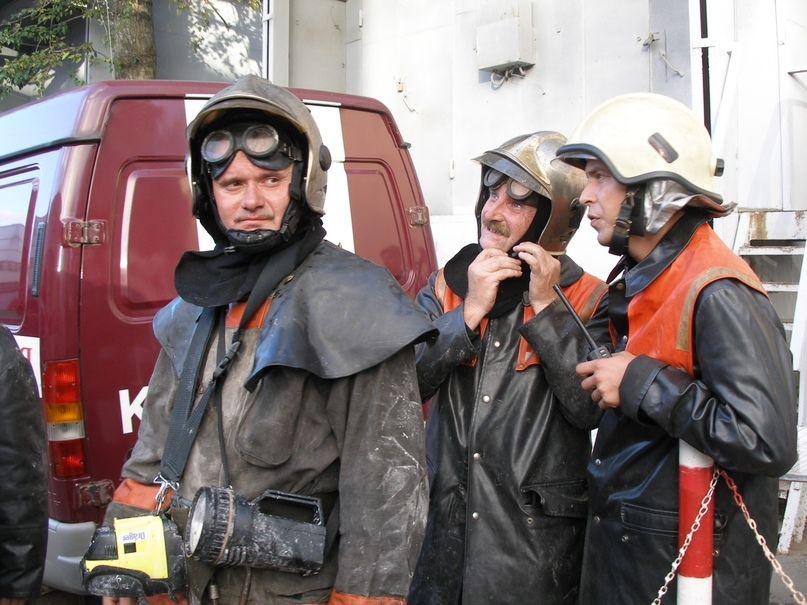 20 марта - годовщина гибели легендарной для столичных огнеборцев личности – Евгения Чернышёва