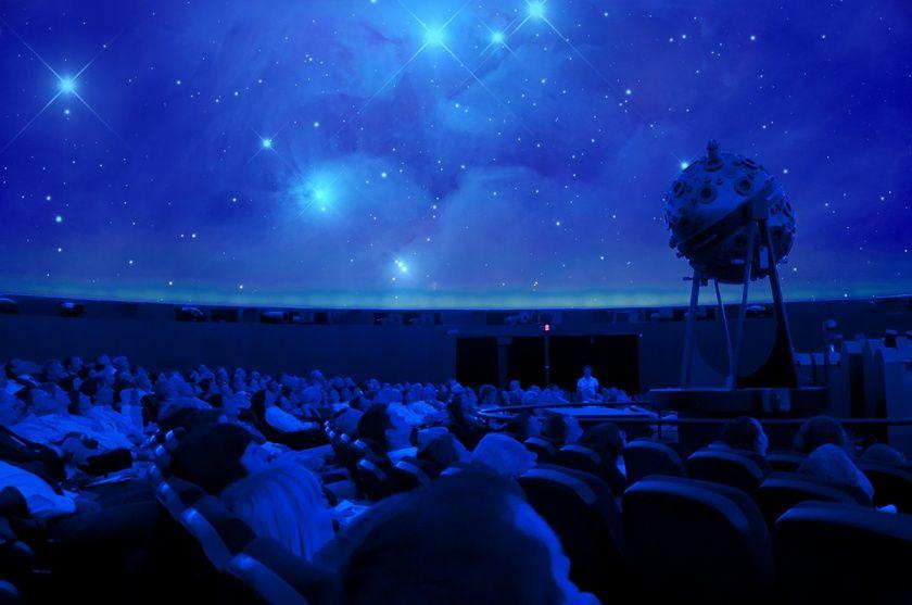 Жизнь на Венере: в Московском планетарии предложили новую планету для человечества