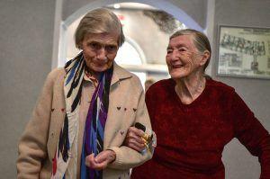 Пенсионеры, которые находятся дома в самоизоляции, получат материальную помощь. Фото:Пелагия Замятина